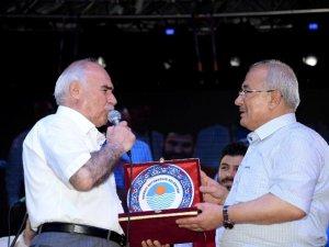 Mersin'de Hafız İsmail Coşar'dan ilahiler