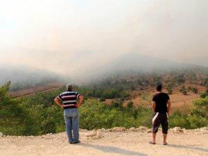 Gülnar'daki yangın kontrol altına alındı