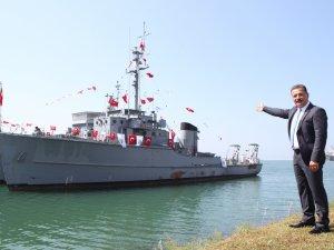 Başkan Tuna, Kıbrıs Barış Harekatı'nın 41. yıldönümünü kutladı
