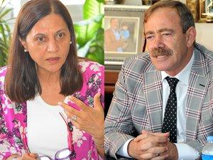 Akdeniz Belediyesi Eş Başkanları Suruç'taki saldırıyı kınadı