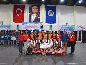 Silifke Belediyesi Halk Oyunları Ekibi, Türkiye finalinde yarışacak