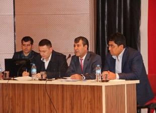 Mut Belediyesi Nisan ayı toplantısı yapıldı