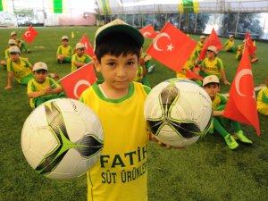 Erdemlispor, yaz spor okul açtı