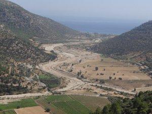 Gülnar'daki Sipahili Deresi ıslah edilecek