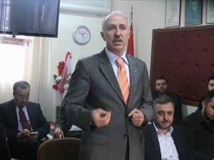 """AK Parti Milletvekili M. Muhammet Gültak: """"Siyasi partiler vatandaşlara hizmet etmek için var"""""""
