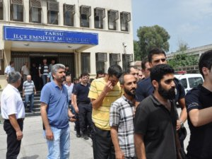Tarsus'ta IŞİD operasyonu: 7 tutuklama