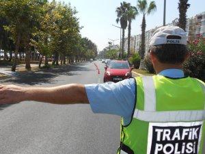 Mersin'de trafik denetimleri arttırıldı