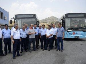 Mersin'de vatandaşların yol güvenliği emin ellerde