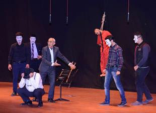 'Türk Dünyası Tiyatro Günleri' başladı