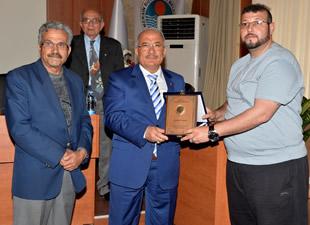 Mersin Büyükşehir Belediye Başkanı Kocamaz: Hedefimiz Türk Dünyasını bir araya getirmek