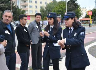 Bozyazı'da Polis Teşkilatı'nın 170. kuruluş yılı kutlandı
