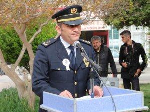 Mut'ta Türk Polis Teşkilatı'nın 170. kuruluş yıl dönümü kutlandı