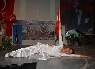 Özel Anamur Koleji'nden Çanakkale Zaferi etkinliği