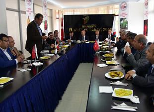 Anamur'da 2. Tarım ve Gıda Fuarı resmi sözleşmesi imzalandı