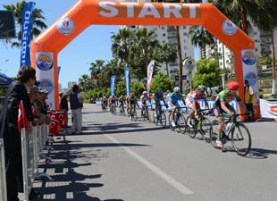 Mersin Uluslararası Bisiklet Turu sona erdi