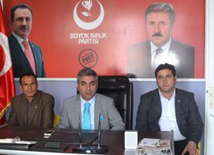 BBP Genel Başkan Yardımcısı Kaptan Kartal Anamur'a geldi