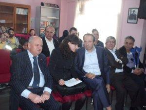 TSD İstanbul Şubesi Başkanlığı'na yeniden İlyas Yıldız seçildi