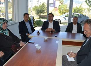 """Ahmet Tevfik Uzun, """"Türkiye için 7 Haziran seçimleri çok önemli"""""""
