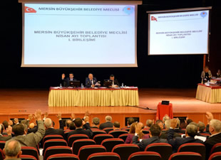 Mersin Büyükşehir Belediyesi'nden sosyal projelere destek