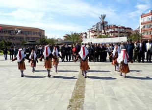 Anamur'da Turizm Haftası kutlandı