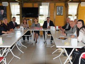 Yenişehir Kent Konseyi toplantısı yapıldı