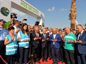 Mersin Biyogaz Elektrik Santrali açılışı gerçekleşti