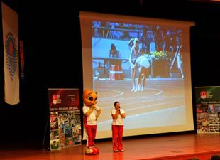 Mersin'de öğrenciler spora teşvik ediliyor