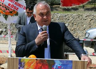 Başkan Tollu, Kutlu Doğum Haftası'nı kutladı