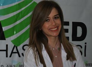 Beslenme Ve Diyet Uzmanı Çisem Özarslan, ANAMED Hastanesi'nde hasta kabulüne başladı