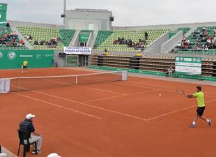 Mersincup Tenis Turnuvası sona erdi, Milli Raketimiz Marsel İlhan 2'inci oldu