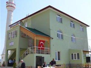 Aydıncık'ta Eskiyörük Camisi hizmete açıldı