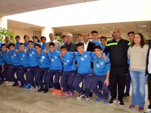 Akdeniz'in U15'lerinde hedef Türkiye şampiyonluğu