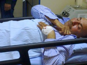 BTP Mut İlçe Başkanı'na öldüresiye dayak
