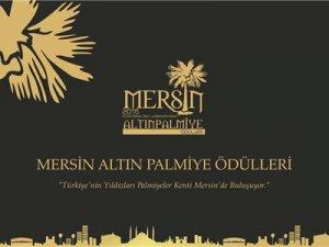 Ünlü Yıldızlar, 2. Mersin Altın Palmiye Ödülleri için Mersin'e geliyor