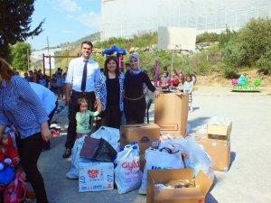 Erbal Kreş ve Evciler Nihat Sarı İlkokulu ve Ortaokul Kardeşliği