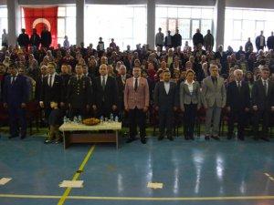 Aydıncık'ta 23 Nisan Ulusal Egemenlik ve Çocuk Bayramı kutlandı