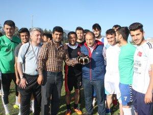 Anamur Muzspor şampiyonluk için sahaya çıkacak