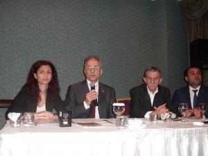 """CHP'den """"Yaşanacak Bir İstanbul"""" toplantısı"""