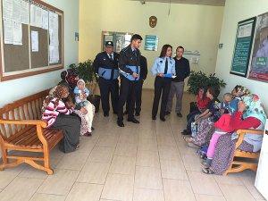 Tarsus'ta zabıtadan dilenci operasyonu