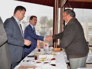 Mersin Büyükşehir Belediyesi, Bozyazılı muhtarlarla buluştu