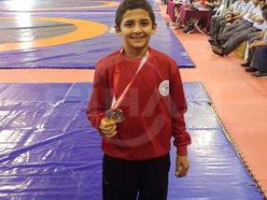 Mersinli sporcu, 13 yaşında 5 kez Türkiye şampiyonu oldu
