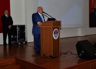 Mersin İl Çevre Düzeni Planı toplantısı yapıldı