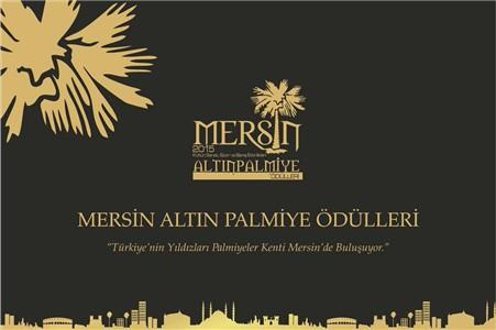 """""""2. Mersin Altın Palmiye Ödülleri"""" sahiplerini buldu"""