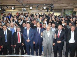 Milli İttifak, Mersin Milletvekili Adayları'nı tanıttı
