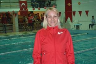 Adana Yüzme Antrenörü Siben Bencan Dinçer'e Milli Takım'da görev