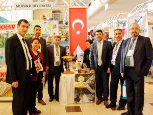 Mersin Büyükşehir Belediyesi, 2. Uluslararası Tarım, Gıda ve Gastronomi Kongresi'ne katıldı