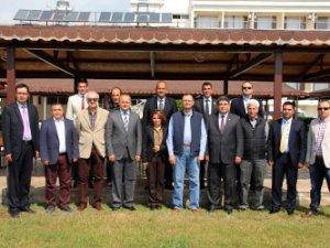 Mersin'de Agro- Tarım Teknoparkı kurulacak