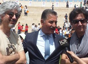 """""""Amfi Tiyatro'ya 'Nejat Uygur' adı verilsin"""" önerisi"""