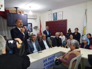 Mesut Çetin Aday Adaylık Konuşmasını Yaptı!
