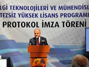 Mersin'de Üniversite-Sanayi işbirliğinde yeni adım